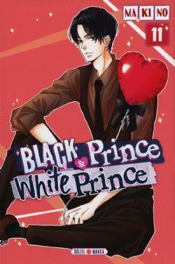 BLACK PRINCE & WHITE PRINCE -  (FRENCH V.) 11