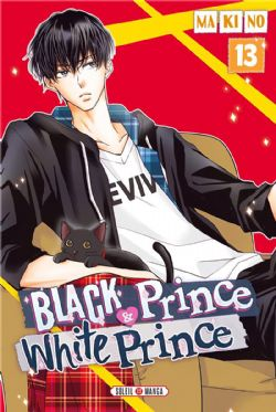 BLACK PRINCE & WHITE PRINCE -  (FRENCH V.) 13