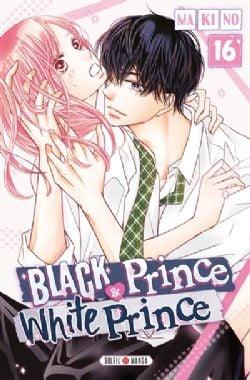BLACK PRINCE & WHITE PRINCE -  (FRENCH V.) 16
