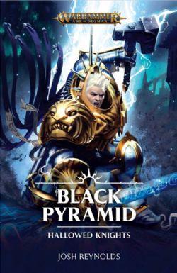 BLACK PYRAMID (SOFTCOVER) (ENGLISH) -  HALLOWED KNIGHTS