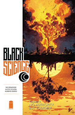 BLACK SCIENCE -  NO AUTHORITY BUT YOURSELF TP 09
