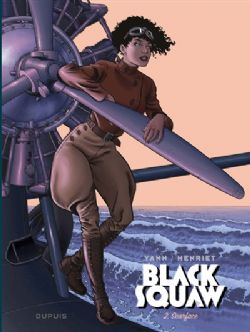 BLACK SQUAW -  SCARFACE 02