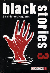 BLACK STORIES -  3 (FRENCH)