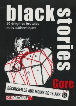 BLACK STORIES -  GORE (FRENCH)