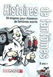BLACK STORIES JUNIOR -  HISTOIRES DE FANTÔMES (FRENCH)