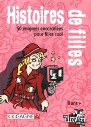 BLACK STORIES JUNIOR -  HISTOIRES DE FILLES (FRENCH)
