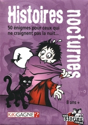 BLACK STORIES JUNIOR -  HISTOIRES NOCTURNES (FRENCH)