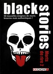 BLACK STORIES -  MORTS DE RIRE 2 (FRENCH)
