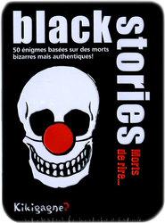 BLACK STORIES -  MORTS DE RIRE (FRENCH)