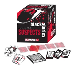 BLACK STORIES -  SUSPECTS (FRENCH)