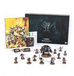 BLACK TEMPLAR -  ARMY SET (ENGLISH)