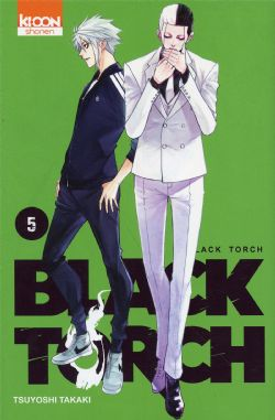 BLACK TORCH -  (V.F.) 05