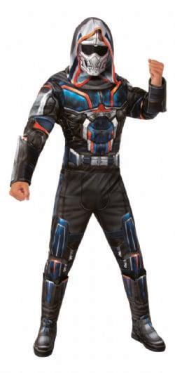 BLACK WIDOW -  TASK MASTER DLX COSTUME (ADULT)