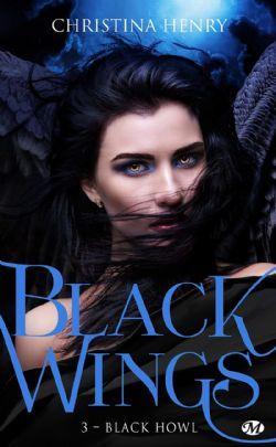 BLACK WINGS -  BLACK HOWL (POCKET FORMAT) 03