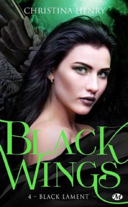 BLACK WINGS -  BLACK LAMENT (POCKET FORMAT) 04