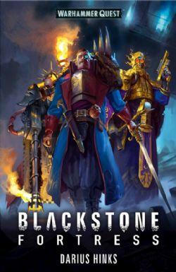 BLACKSTONE FORTRESS (SOFTCOVER) (ENGLISH)