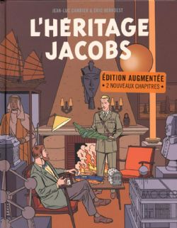 BLAKE AND MORTIMER -  L'HÉRITAGE JACOBS EDITION REVUE ET AUGMENTÉE