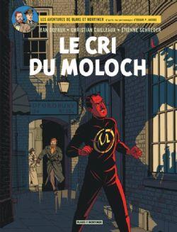 BLAKE AND MORTIMER -  LE CRI DU MOLOCH 27