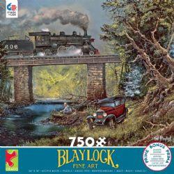 BLAYLOCK -  DOGWOOD CREEK (750 PIECES)