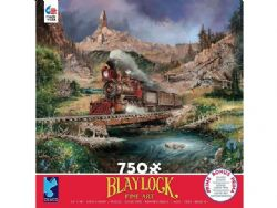 BLAYLOCK -  NUGGETVILLE BLUE SKY (750 PIECES)