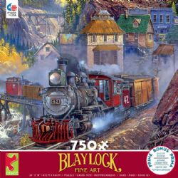 BLAYLOCK -  SILVER BELL 2 (750 PIECES)