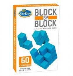 BLOCK BY BLOCK (ENGLISH)