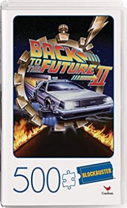 BLOCKBUSTER PUZZLE -  BACK TO THE FUTURE PART 2 (500 PIECES)