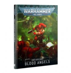 BLOOD ANGELS -  CODEX SUPPLEMENT (ENGLISH)