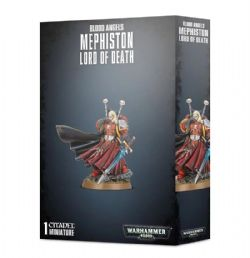 BLOOD ANGELS -  MEPHISTON : LORD OF DEATH