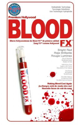 BLOOD -  BLOOD FX - BRIGHT RED 8.2 G/0.28 OZ.