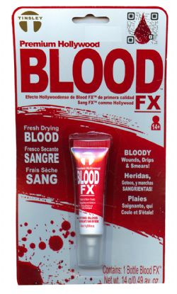 BLOOD -  BLOOD FX - DRYING BLOOD 15 G/0.53 OZ.