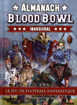 BLOOD BOWL -  ALMANAC - GAMING SUPPLEMENT (FRENCH)