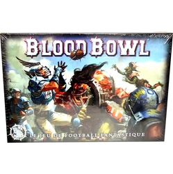 BLOOD BOWL -  BLOOD BOWL - THE BOARDGAME (FRENCH)