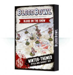 BLOOD BOWL -  BLOOD ON THE SNOW