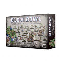 BLOOD BOWL -  CRUD CREEK NOSEPICKERS (ENGLISH)