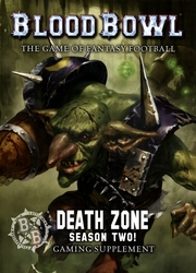 BLOOD BOWL -  DEATH ZONE SEASON TWO - GAMING SUPPLEMENT (ENGLISH)