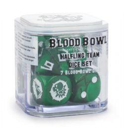 BLOOD BOWL -  HAFLING TEAM DICE SET