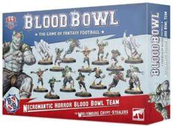 BLOOD BOWL -  NECROMANTIC HORROR TEAM (ENGLISH)