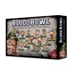 BLOOD BOWL -  NURGLE'S ROTTERS -  NURGLE BLOOD