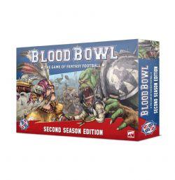 BLOOD BOWL -  SECOND SEASON EDITION (ENGLISH)