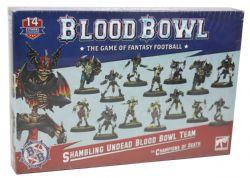 BLOOD BOWL -  SHAMBLING UNDEAD TEAM (ENGLISH)