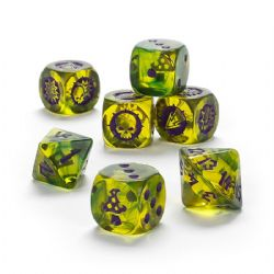 BLOOD BOWL -  SNOTLING TEAM DICE SET