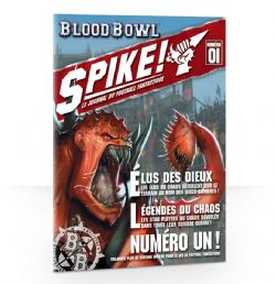 BLOOD BOWL -  SPIKE! LE JOURNAL DU FOOTBALL FANTASTIQUE (FRENCH) 01