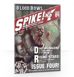 BLOOD BOWL -  SPIKE! THE FANTASY FOOTBALL JOURNAL (ENGLISH) 04
