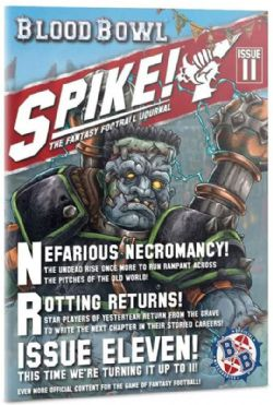 BLOOD BOWL -  SPIKE! THE FANTASY FOOTBALL JOURNAL (ENGLISH) 11