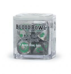 BLOOD BOWL -  TEAM DICE -  BLACK ORC