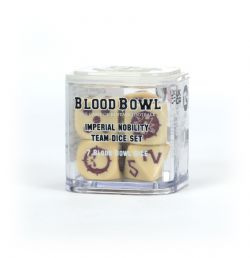 BLOOD BOWL -  TEAM DICE -  IMPERIAL NOBILITY