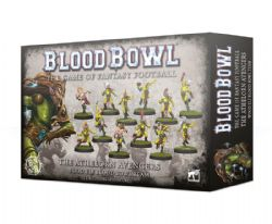 BLOOD BOWL -  THE ATHELORN AVENGERS - WOOD ELF BLOOD BOWL TEAM