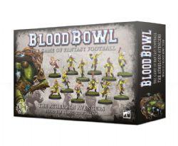 BLOOD BOWL -  THE ATHELORN AVENGERS - WOOD ELF BLOOD BOWL TEAM