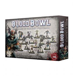 BLOOD BOWL -  THE CHAMPIONS OF DEATH